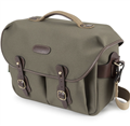 Billingham Hadley One<br> (Sage FiberNyte w/ Tan Leather)