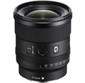 Sony FE 20mm F1.8 G Lens + Bonus Item