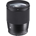 Sigma 16mm F1.4 DC DN Contemporary Lens (Sony E mount)