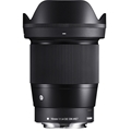 Sigma 16mm F1.4 DC DN Contemporary Lens<br> (for Canon EF-M)