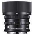 Sigma 45mm F2.8 DG DN Contemporary Lens (Sony FE mount)