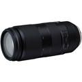 Tamron 100-400mm f/4.5-6.3 Di VC USD Lens (Canon EF mount)