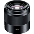 Sony SEL 50mm F1.8 OSS E-mount Lens (Black) (SEL50F18/B)