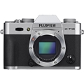 Fujifilm X-T10 (Silver, Body Only)