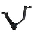VILTROX VL-125 Hot Shoe V-Shape Triple 3 Shoe Mount Bracket