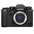 Fujifilm X-T3 Mirrorless Digital Camera (Body Only, Black) with Bonus Items + BATTERY GRIP (MAIL-IN OFFER)