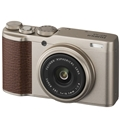 Fujifilm XF10 Digital Camera (Gold)