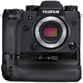 Fujifilm X-H1 Mirrorless Digital Camera Body w/ Battery Grip Kit