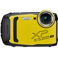 FUJIFILM FinePix XP140 Digital Camera (Yellow)