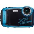 FUJIFILM FinePix XP140 Digital Camera (Sky Blue)