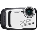 FUJIFILM FinePix XP140 Digital Camera (White)