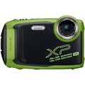 FUJIFILM FinePix XP140 Digital Camera (Lime)