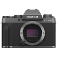 FUJIFILM X-T200 Mirrorless Camera (Body Only, Dark Silver)