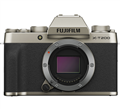 FUJIFILM X-T200 Mirrorless Camera (Body Only, Champagne Gold)