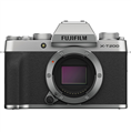 FUJIFILM X-T200 Mirrorless Camera (Body Only, Silver)