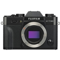 FUJIFILM X-T30 Mirrorless Camera (Body Only, Black) + (**BONUS**)