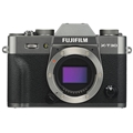 FUJIFILM X-T30 Mirrorless Camera (Body Only, Charcoal Silver) + (**BONUS**)