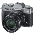FUJIFILM X-T30 Mirrorless Digital Camera w/ 18-55mm Lens (Charcoal Silver)