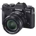 FUJIFILM X-T30 Mirrorless Digital Camera w/ 18-55mm Lens (Black) + (**BONUS**)