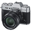 FUJIFILM X-T30 Mirrorless Digital Camera with 18-55mm Lens (Silver) + (**BONUS**)