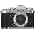 Fujifilm X-T3 Mirrorless Digital Camera (Body Only, Silver) with Bonus Items + BATTERY GRIP (MAIL-IN OFFER)