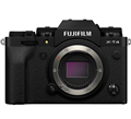 Fujifilm X-T4 Mirrorless Camera (Body, Black)