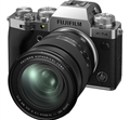 Fujifilm X-T4 Mirrorless Camera w/ 16-80mm Lens (Silver)