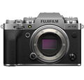 Fujifilm X-T4 Mirrorless Camera (Body, Silver) + BONUS