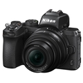 Nikon Z50 Mirrorless Digital Camera w/ 16-50mm Lens + Mount Adapter