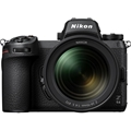 Nikon Z 6II Mirrorless Digital Camera w/ 24-70mm F4 Lens + FTZ Adapter