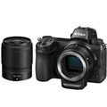 Nikon Z6 Mirrorless Digital Camera<br> w/ Nikkor Z 35mm F1.8 S lens & FTZ Mount Adapter Kit