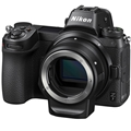 Nikon Z7 Mirrorless Digital Camera<br> w/ FTZ Mount Adapter Kit