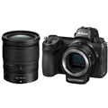 Nikon Z7 Mirrorless Digital Camera<br> w/ Nikkor Z 24-70mm F4 S Lens & FTZ Mount Adapter Kit