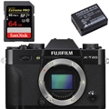 Fujifilm X-T20 (Body, Black) - Bundle