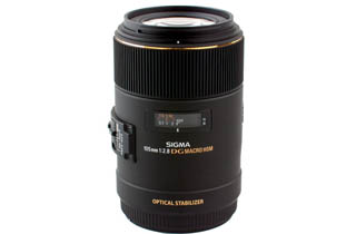 Sigma 105mm f2.8 Macro DG OS HSM (For Canon)
