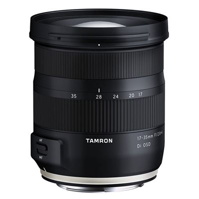 Tamron 17-35mm F2.8-4 DI OSD Lens (for Canon EF)
