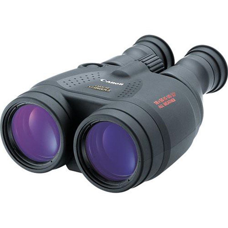 Canon 18x50 Image Stabilizer All Weather Binoculars