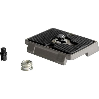 Manfrotto #200PL - Universal Accessory Plate 1/4