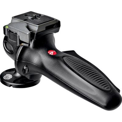Manfrotto 327RC2 Light Duty Grip Ball Head (w/ 200PL Plate)