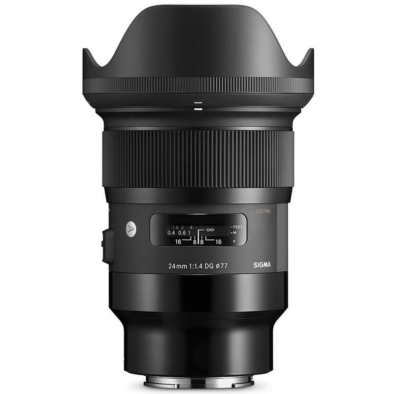 Sigma 24mm f1.4 DG HSM Art (Sony FE mount)