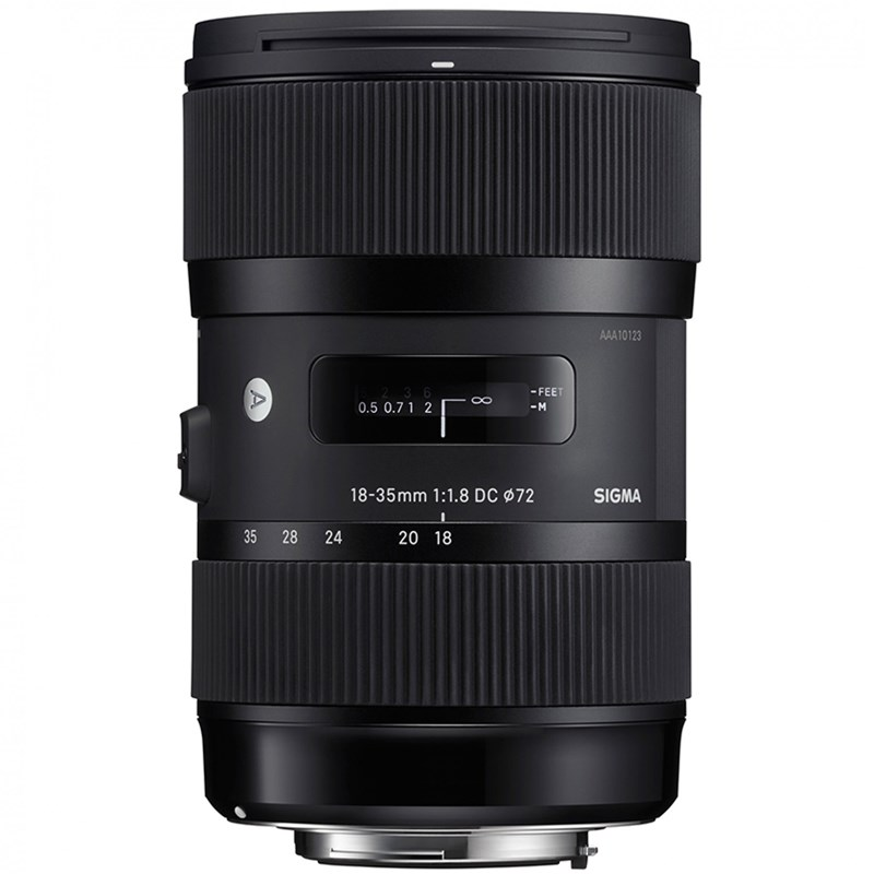 Sigma 18-35mm F1.8 DC HSM Art (Nikon)
