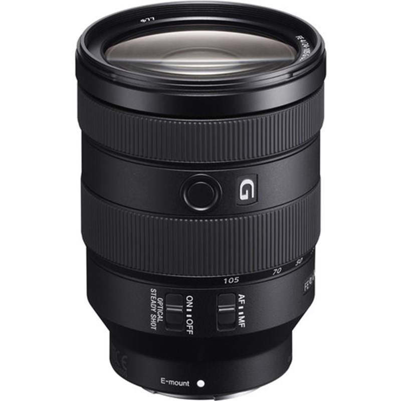 Sony SEL FE 24-105mm F4.0 G Zoom Lens