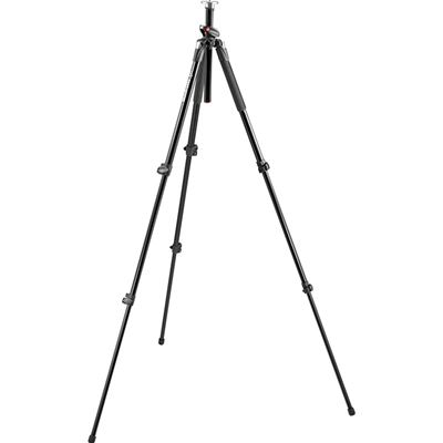 Manfrotto #MK190A3P-D3RC2 Aluminum tripod with 3 Way head