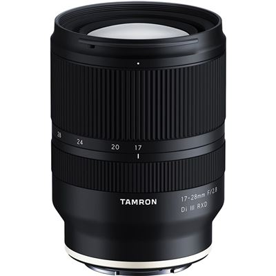 Tamron 17-28mm F2.8 Di III RXD Lens (Sony FE mount)