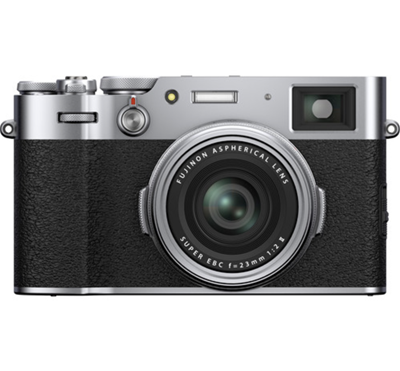 FUJIFILM X100V Digital Camera (Silver) ** Bundle Sale! **
