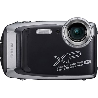 FUJIFILM FinePix XP140 Digital Camera (Dark Silver)