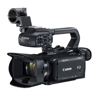 Canon XA11 Compact Full HD Camcorder w/ HDMI and Composite Output