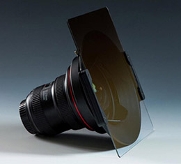 NiSi 180mm Filter Holder (for Canon EF 11-24mm F4L USM)
