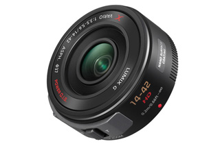 Panasonic Lumix G X Vario PZ 14-42mm F3.5-5.6 Asph. Power OIS (Micro Four Thirds Mount)