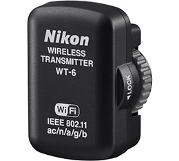 Nikon WT-6 Wireless Transmitter (for Nikon D5)